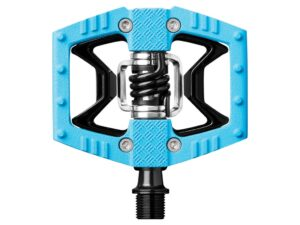 CRANKBROTHERS Pedal Double Shot Blue/Black/Silver