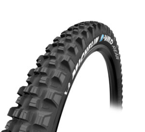 MICHELIN E-Wild Rear Folding tire 27,5  x 2,80 (70-584) Gum-X