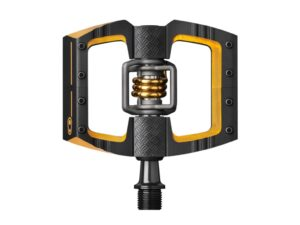 Crankbrothers Pedal Mallet DH 11 Black/gold – Clipless