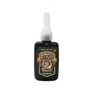 Monkey Sauce Wet Lube 90ml – Kedjeolja