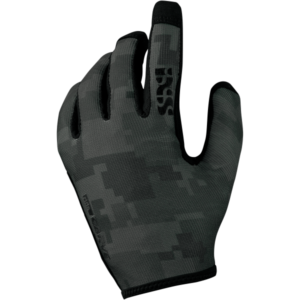 IXS Carve Black Camo – Handskar